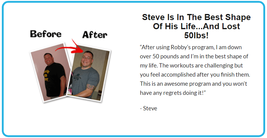 Steve did it and you are bound to too!
