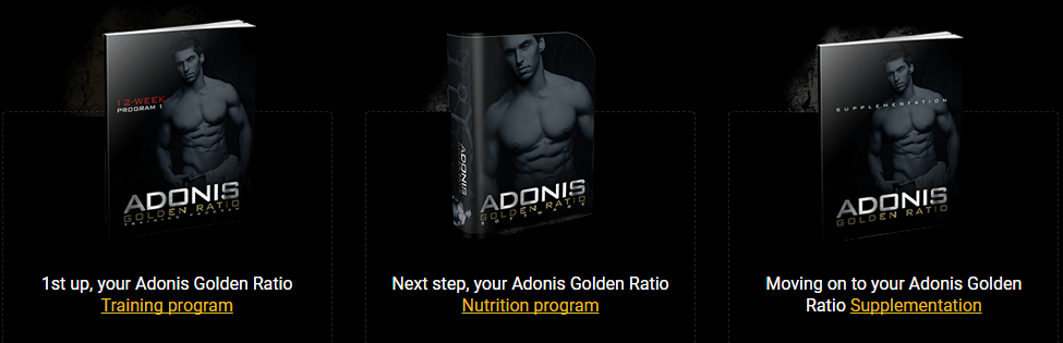 Adonis Golden Ratio 3 programs
