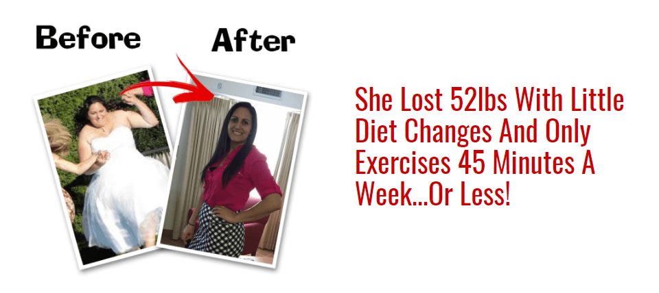 losing 52 lbs is more than miraculous!