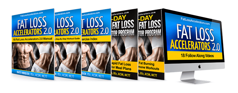 The FAT LOSS ACCELERATORS