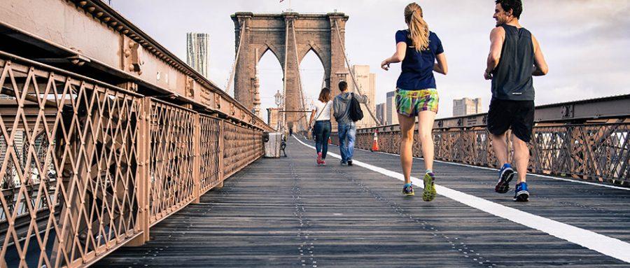 running as a hobby