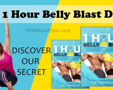 1 Hour Belly Blast Diet Review: Quick & Easy Way To Burn Off Fat?