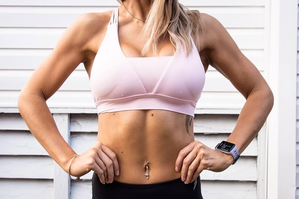 fit model body