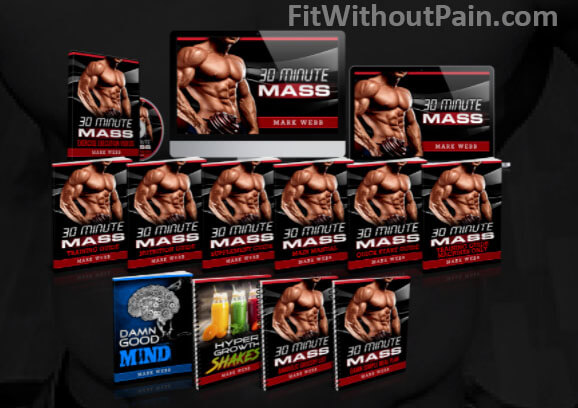 30 Minute Mass Package
