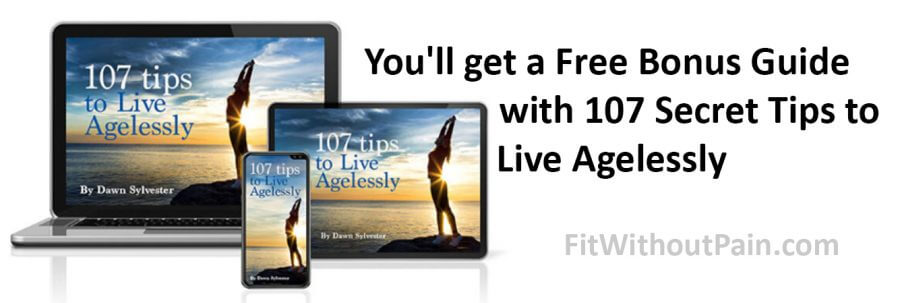 7 Minute Ageless Body Secret Live Ageslessly