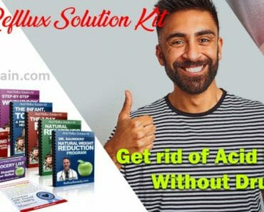 Acid Reflux Solution Kit Review: No More Burning In Your Throat?