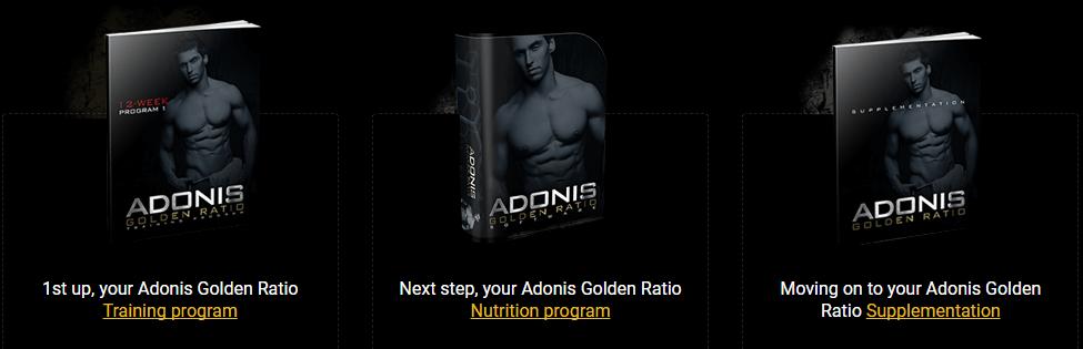 Adonis Golden Ratio 3 programs