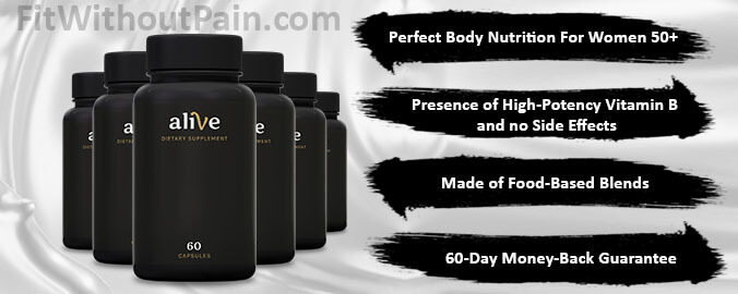Alive Advantages of the Product