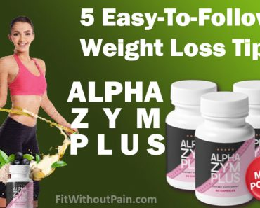 AlphaZym Plus Review – Does It Really Work for Obesity?