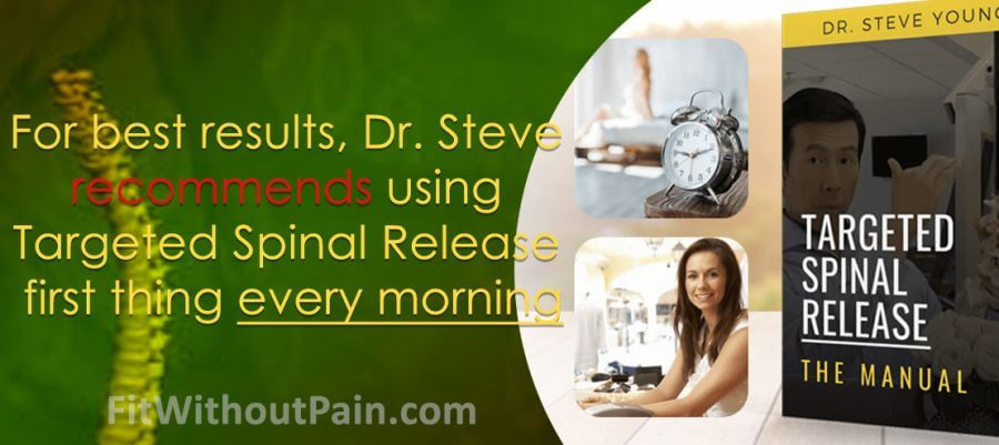 Back Pain Breakthrough First Thing in the Morning