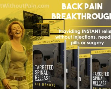 The Back Pain Breakthrough Review—Will It End Your Pain?