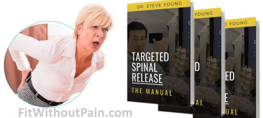 Back Pain Breakthrough Girl with pack pain