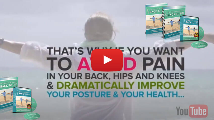 Back to Life Improve your health and Posture now