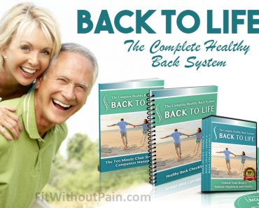 Back To Life Review: How To Solve Your Back Pain Issues For Good