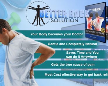 Better Back Solution Review – What You Must Know Before Buying!