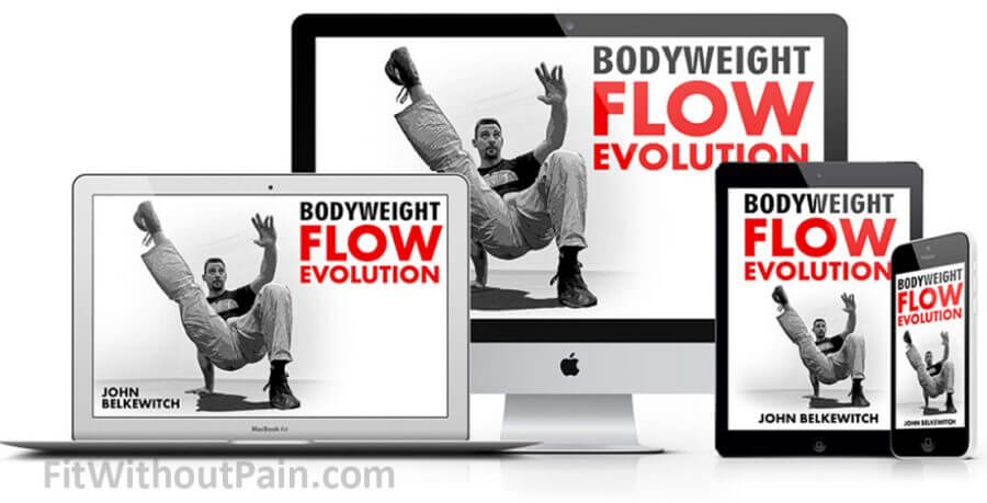 BodyWeight Flow Evolution Product Channel Mock Up