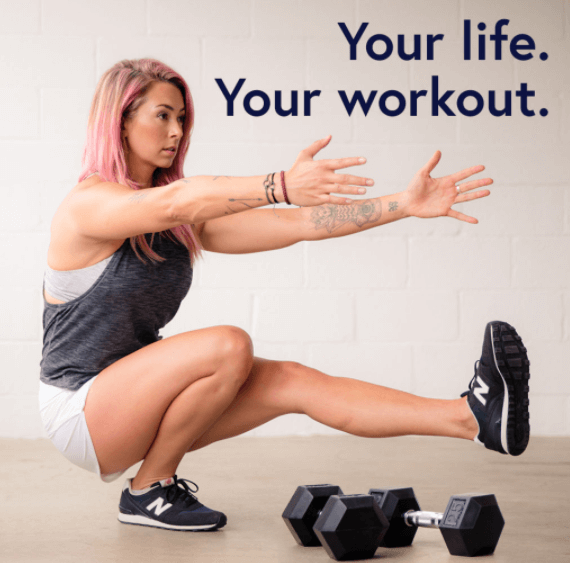 all workouts counts