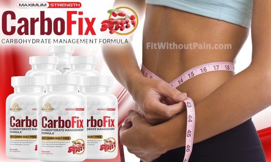 Carbofix Carbohydrate Management Formula