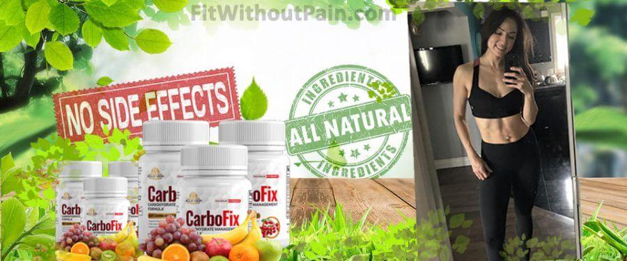 CarbonFix No Side Effects