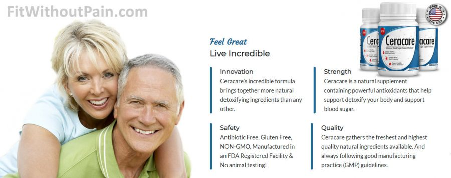 Ceracare Benefits of the Product