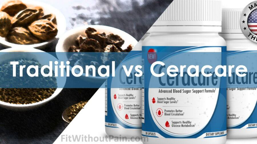 Ceracare Traditional and the Product