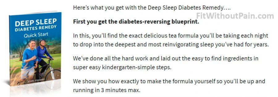 Deep Sleep Diabetes Remedy Diabetes Reversing Blueprint