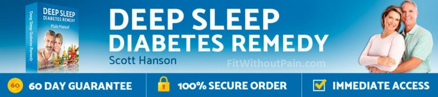 Deep Sleep Diabetes Scott Hanson
