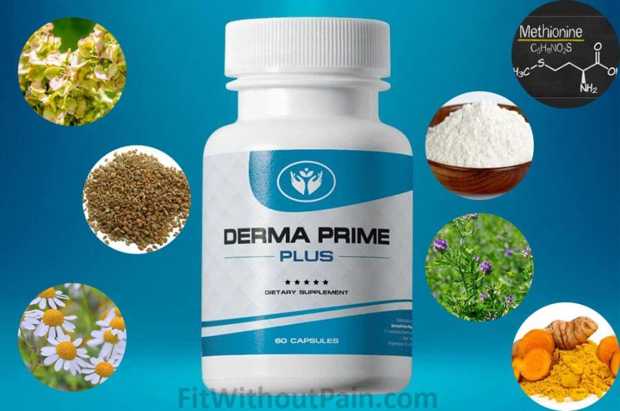 Derma Prime Plus Inclusive Proprietary blend