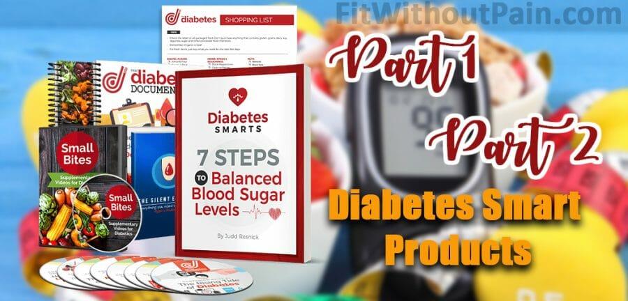 Diabetes Smarts Part 1 and 2