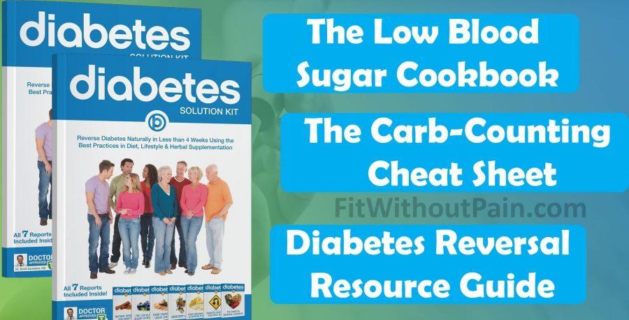 Diabetes Solution Kit Bonuses of the Product