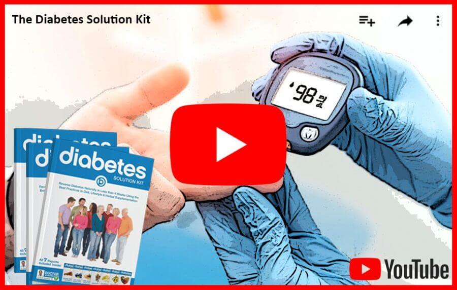 Diabetes Solution Kit Clickable Image