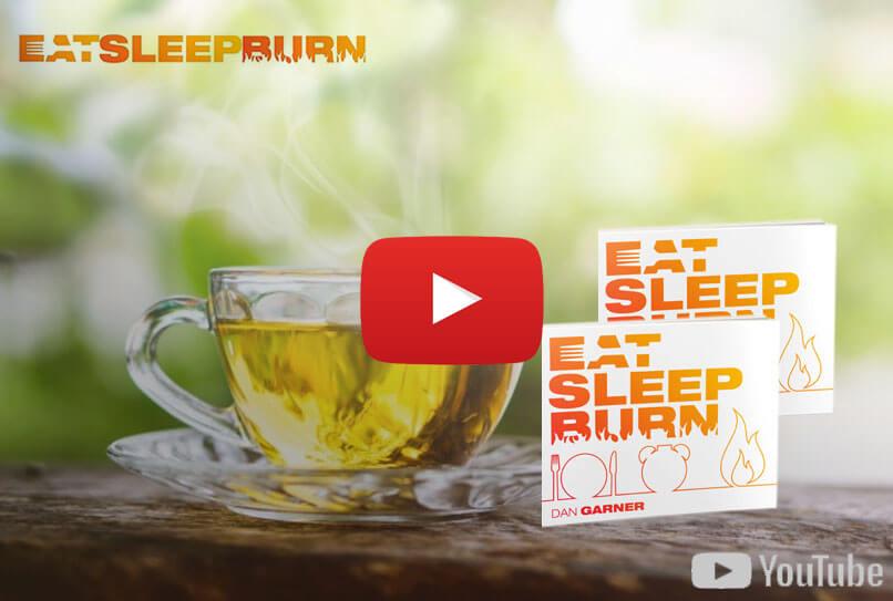 Eat Sleep Burn Slimming tea