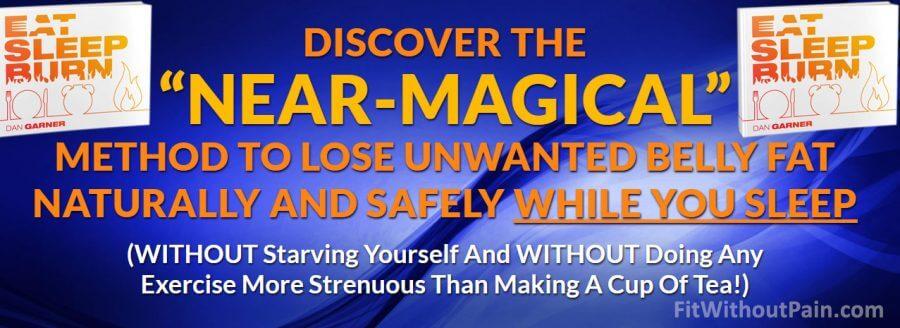 Eat Sleep Burn Near Magical