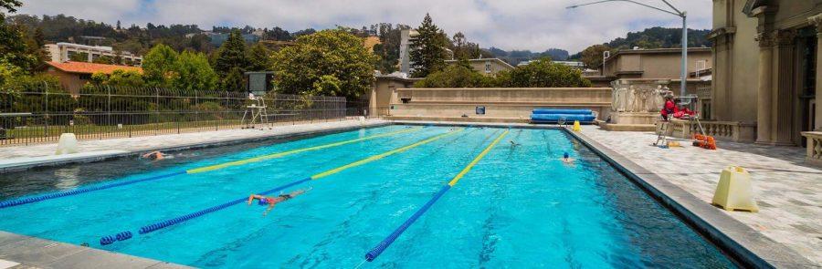 Facilities Hearst Pool