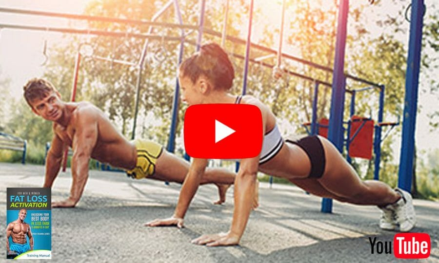 Fat Loss Activation Calming Deep Tissue Exercise