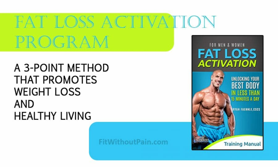 Fat Loss Activation Promotes Healthy Living