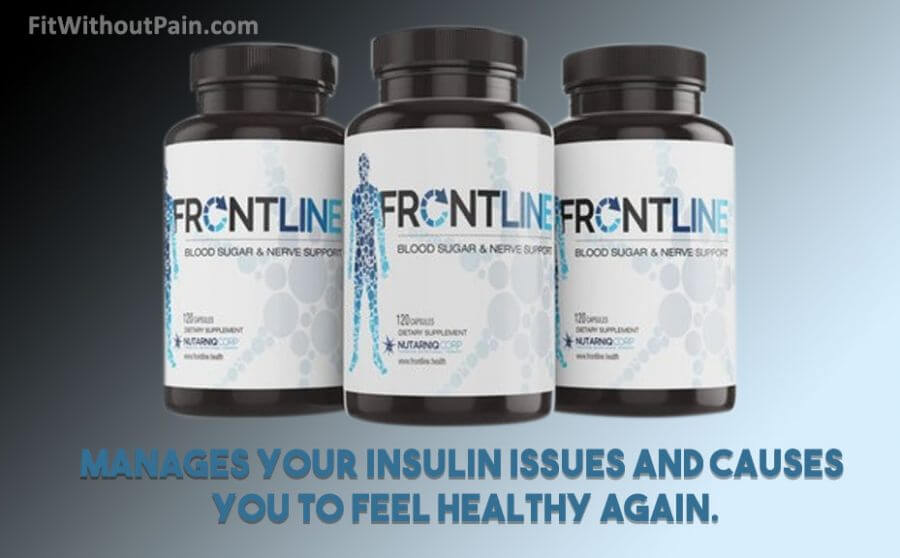 Frontline Diabetes Manages Product package