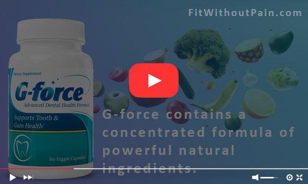 G Force Ingredients