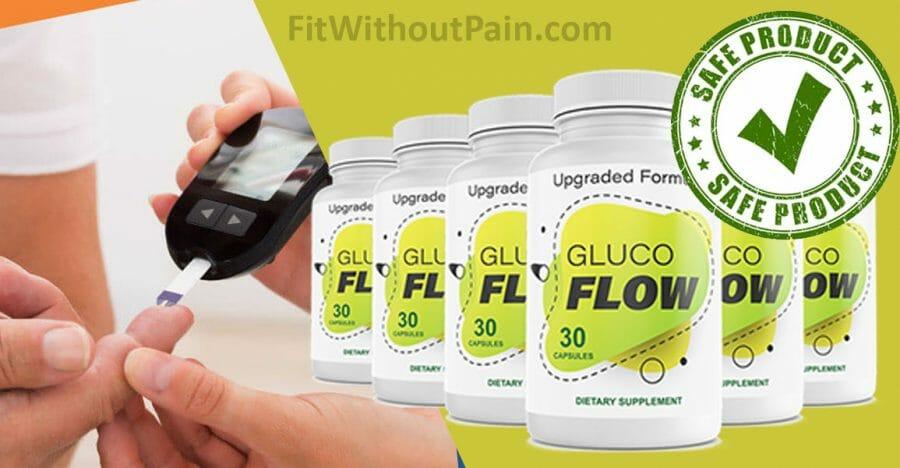 Glucoflow 100% Safe Product