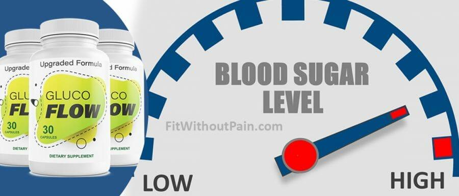 Glucoflow Blood Sugar Level