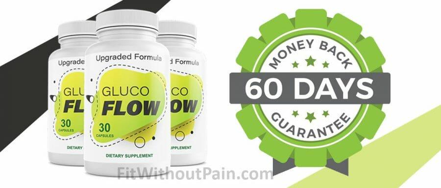 Glucoflow Money Back Guarantee