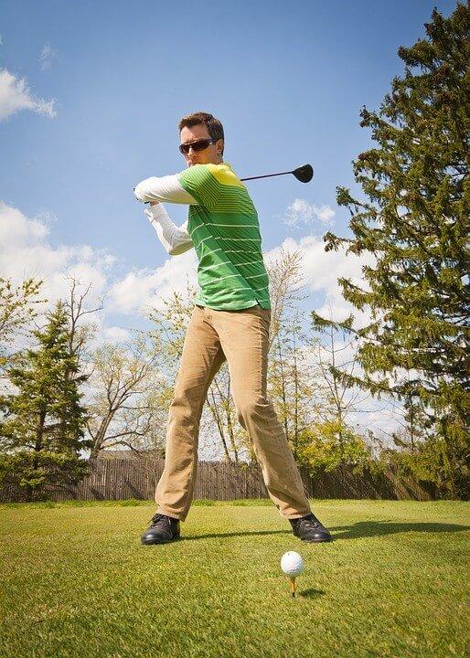 Game Outdoors Golf Golf Club Golfer Golf Ball