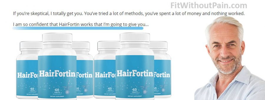 Hairfortin Works for everyone