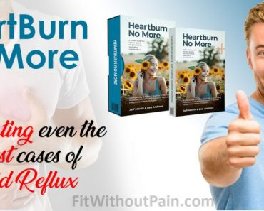 Heartburn No More Review: How To Stop The Causes Of Heartburn