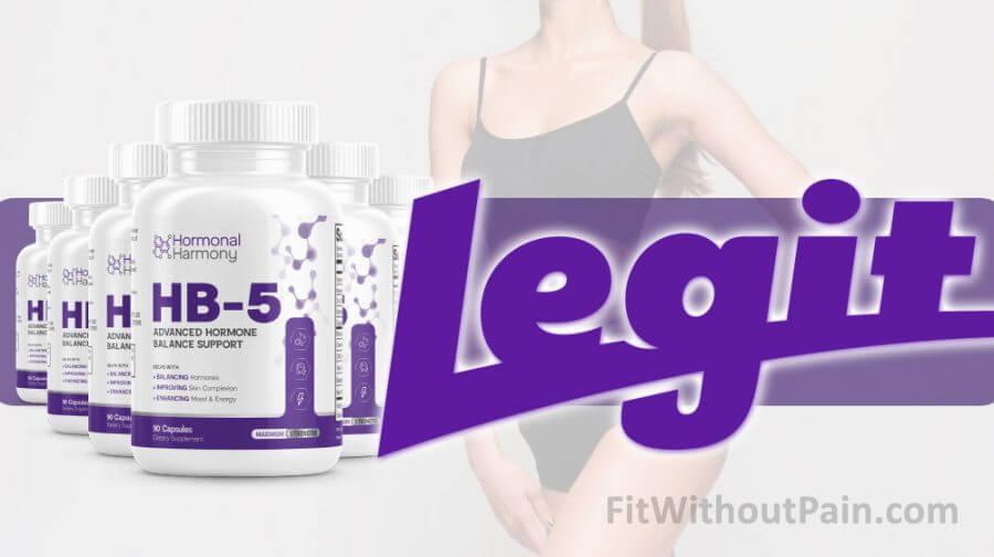 Hormonal Harmony HB5 Legit Product