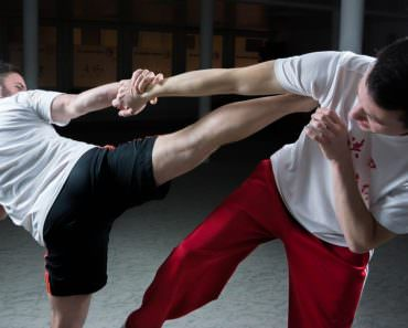 Martial Arts-Kickboxing