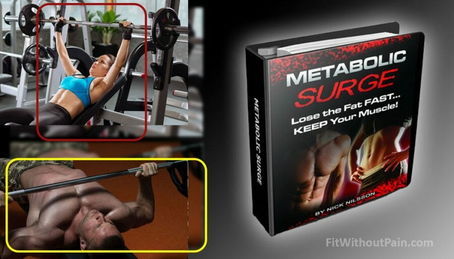 Metabolic Surge Rapid Fat Loss Man and Women Exercise