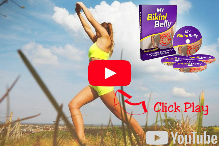 My Bikini Belly Fight Clickable Image