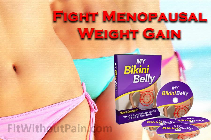 My Bikini Belly Fight Menopausal Weight Gain