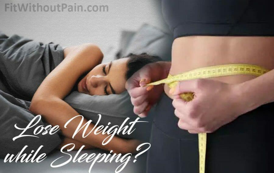 Night Slim Pro Lose Weight while Sleeping